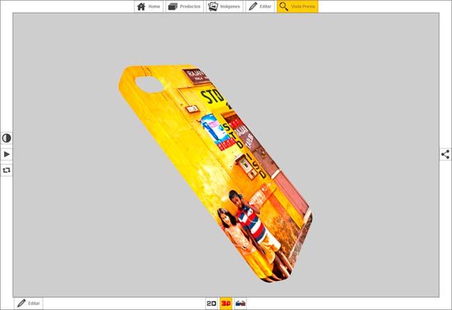 Carcasa iPhone 5/5S Personalizada