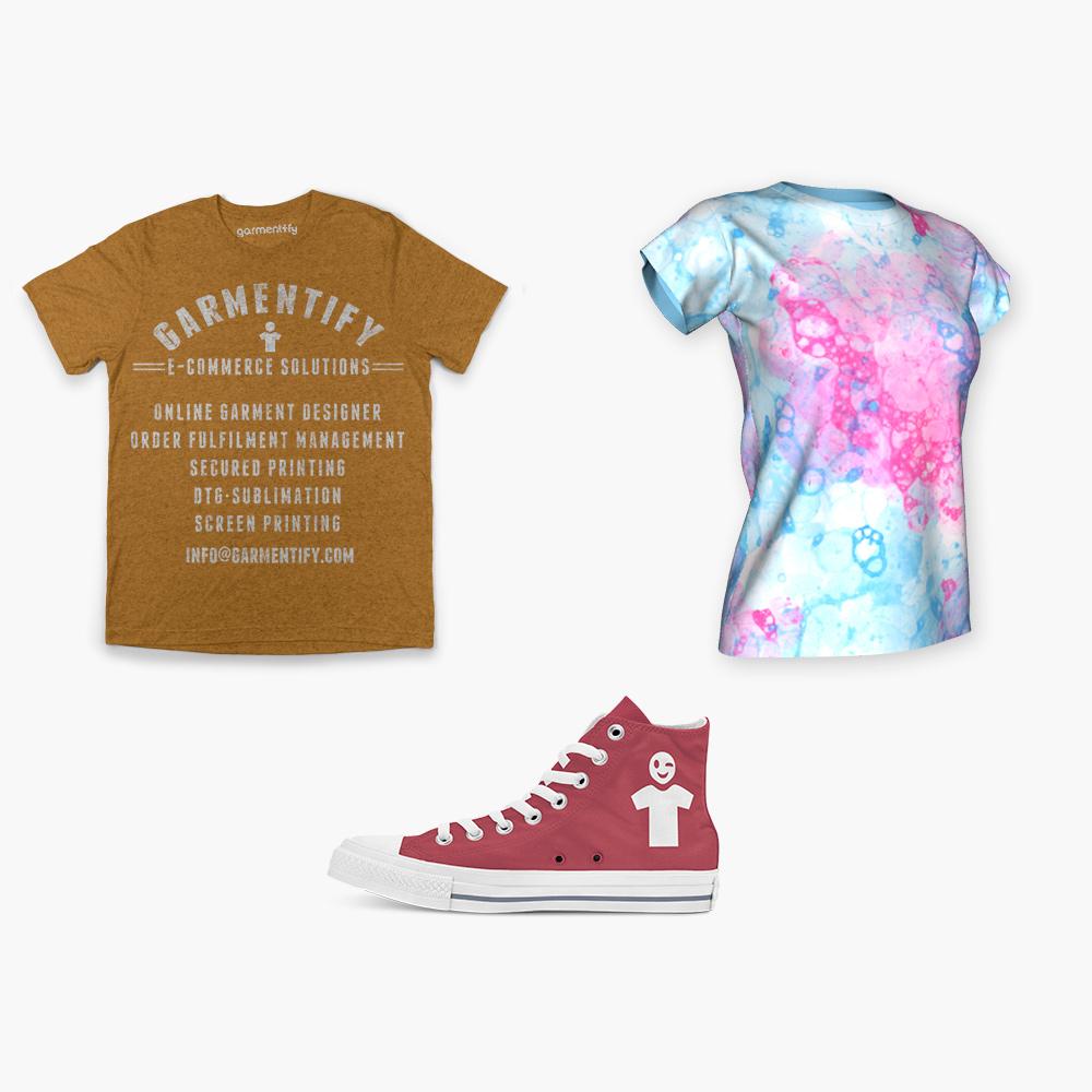 Garmentify Personalización Textil